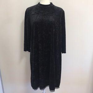 Vera Wang Velvet Dress! Simply Vera